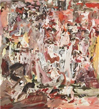 mommets in the tumult by cecily brown