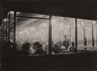 le dôme à montparnasse, paris by marcel arthaud
