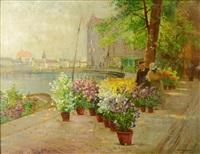 flower market by hans herrmann