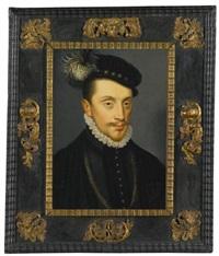 portait of charles iii, duc de lorraine et bar by françois clouet