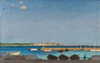 port by georges paul leroux