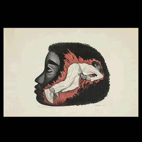 the torture of mothers by elizabeth catlett