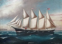 mahukona off sydney by k.h. dors