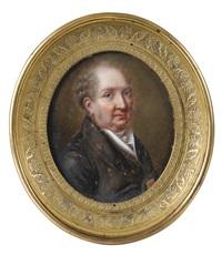 portrait de maximilien, 1er duc de bavière, puis roi de bavière by josef heigel