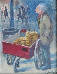 village vendor by clyde singer