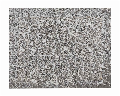 cosmic tensions iii by mark tobey