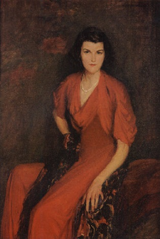 the red dress by lydia field emmet