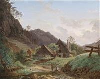 eisenhammer in gutenstein by matthias rudolf toma