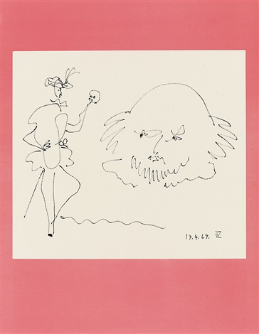 莎士比亞4 shakespeare 4 by pablo picasso