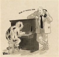 play it again, sam by charles addams
