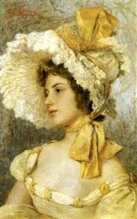 signora elegante by salvatore corvaya