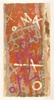 purple figure by durant basi sihlali