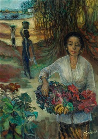 the flower offer by helena maria bombeeck-landzaat