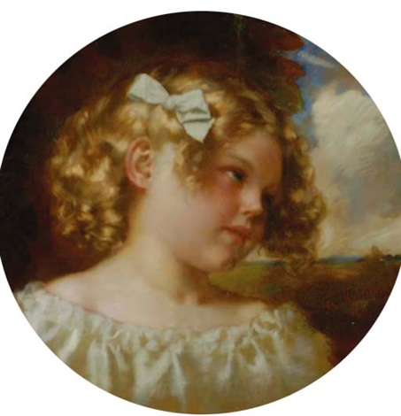 portrait of fallieri sarra by theodor recknagel