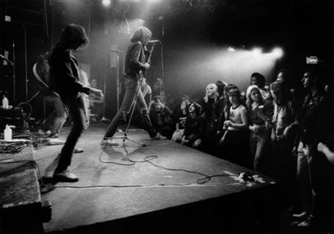 the ramones live by godlis