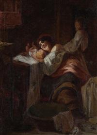 maternità by giuseppe facchinetti