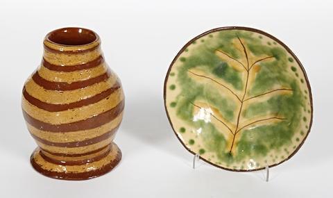 vase dish 2 works by hylton nel