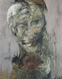 human head #8 by john brown