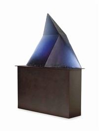 blue pyramid by stanislav libenský and jaroslava brychtová
