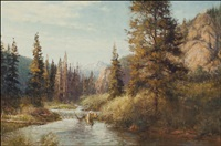 fly fisherman by robert kennedy abbett