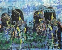 warriors ii by kunle adegborioye