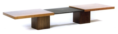 extension coffee table by john kael