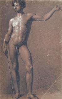 nudo maschile by gaetano forte