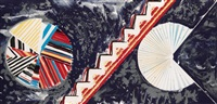 alphabet avalanche by james rosenquist