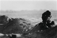 israeli soldier on the suez by eddie adams