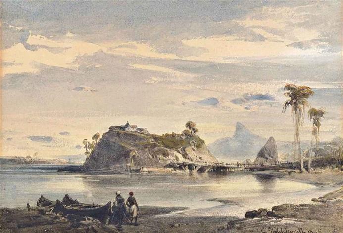 ilha boa viagem rio de janeiro by eduard hildebrandt