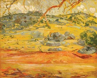 a wederburn landscape by ian armstrong
