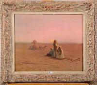 la prière dans le désert by otto pilny