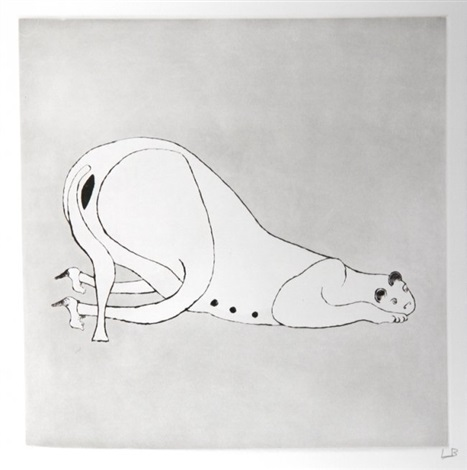 untitled i from metamorfosis by louise bourgeois