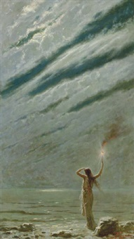 the guiding light by andrea fossati