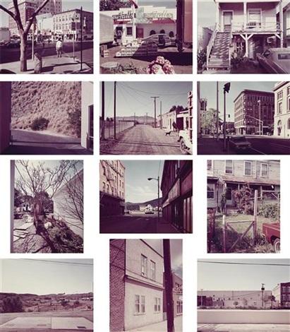 twelve photographs (12 works) by stephen shore