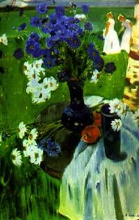 les bleuets by vassili vasilievitch sokolov