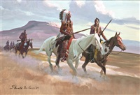 plains indians by gerald mccann
