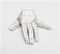 (glove) by urs fischer
