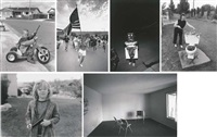 suburbia (set of 117) by bill owens