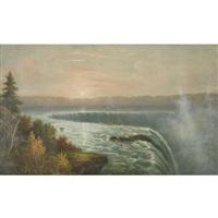 niagara falls by r.g.l. leonori