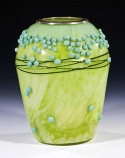 vase by carl georg von reichenbach