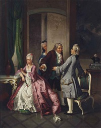 the proposal by henricus engelbertus reijntjens