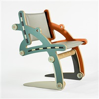 irenke v sq bk chair by kenneth smythe