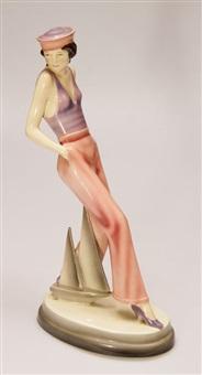 weibliche figur by stefan dakon