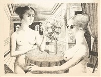 le silence by paul delvaux