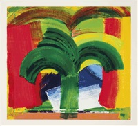 in tangier by howard hodgkin