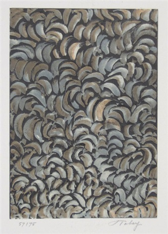 happy morning by mark tobey