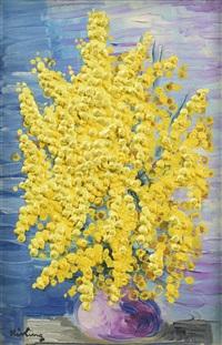 les mimosas by moïse kisling