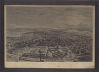 new york, from the latting observatory by benjamin franklin smith