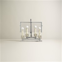 table lamp by jacques adnet